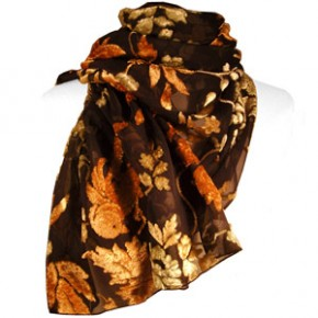 Collection velours/Velvet scarves