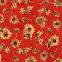 5522CT Van Gogh - Tournesols - rouge